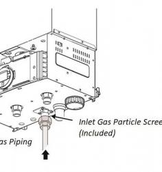 تعمیرات نشتی گاز در آبگرمکن