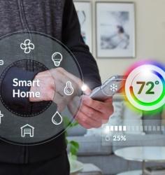 ویدئوی آموزشی کنترل هوشمند سیستم گرمایش از کف با استفاده از ترموستات اتاقی