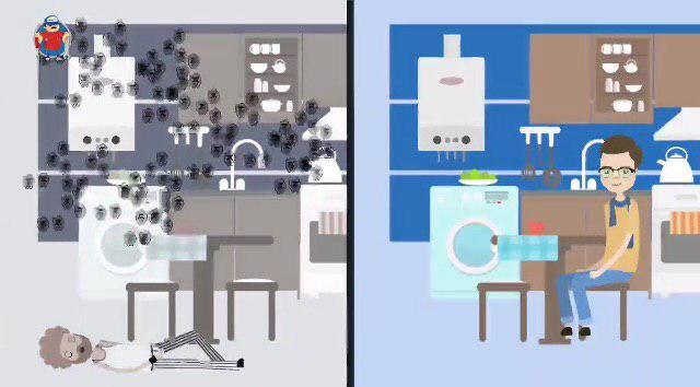 راههای جلوگیری از مسمومیت با گاز منواکسید کربن و مرگ خاموش