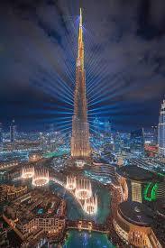 سیستم آب رسانی بزرگترین برج جهان